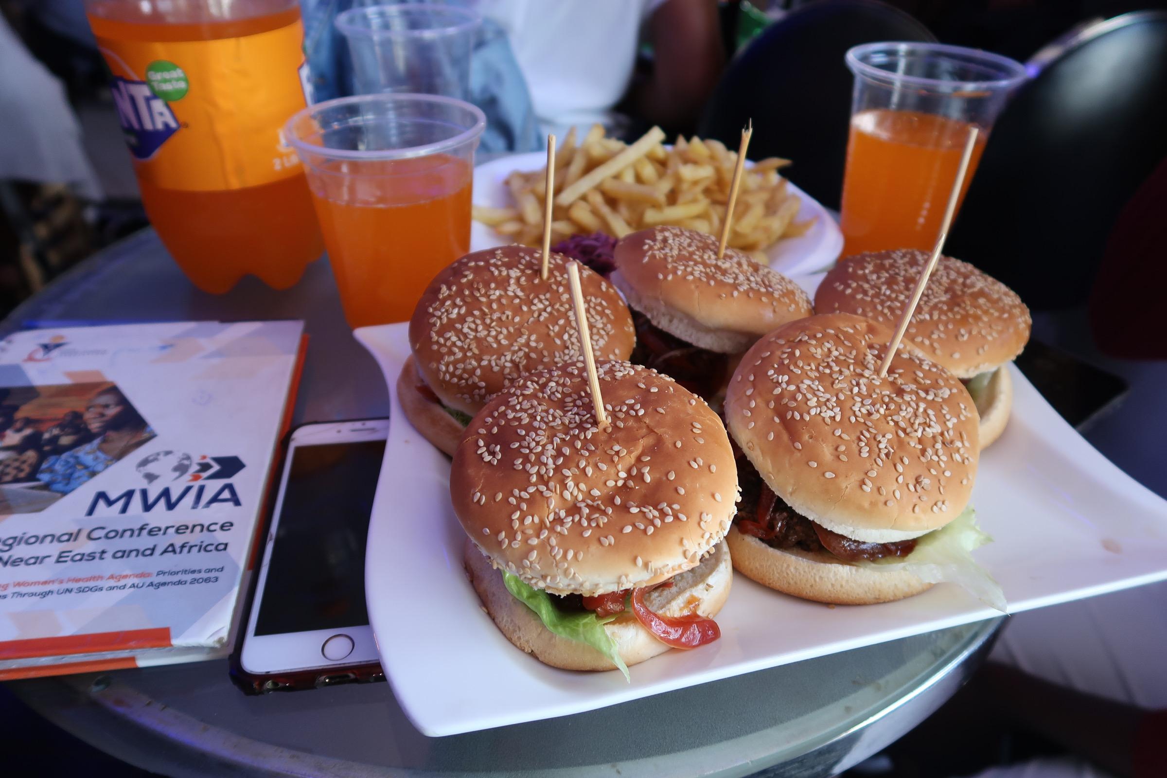 THINGS TO DO AT SANTORINI LOUNGE GRILL-KIKUYU