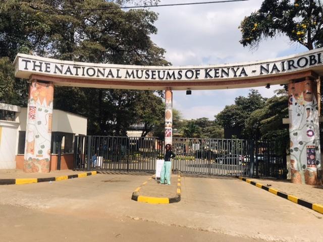 A WEEKEND AT THE NAIROBI NATIONAL MUSEUM/JOHN MICHUKI PARK.